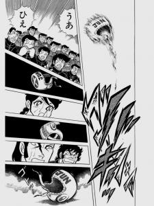 剣崎vs竜の擬音